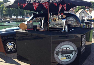 Black Cab Bars - Mobile Bar Hire