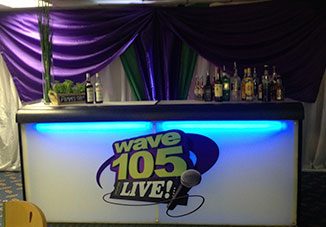 Indoor and Outdoor Event Bar Hire
